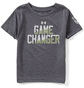 Under Armour Little Boys 2T-7 Game Changer Short-Sleeve Graphic Tee