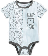 First Impressions Baby Bear Cotton Snap-Up Bodysuit, Baby Boys (0-24 months), Only at Macy's