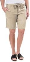 Jones New York Linen Shorts (For Women)