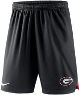 Nike Men's Georgia Bulldogs Football Dri-FIT Shorts