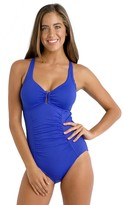 Seafolly D Cup U Halter One Piece