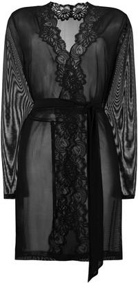 Myla Beaty Street short gown