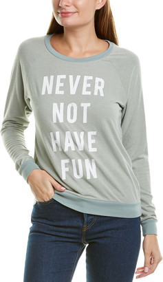 Sol Angeles Never Fun Pullover