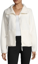 Betsey Johnson Sherpa Polar Fleece Jacket