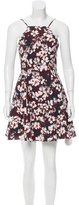 Black Halo Raina Floral Dress w/ Tags