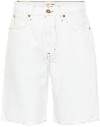 SLVRLAKE London high-rise denim shorts