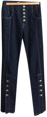 Jonathan Simkhai Blue Denim - Jeans Jeans