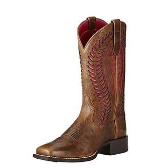Ariat Women's Quickdraw Venttek Western Cowboy Boot