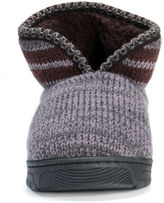 Muk Luks Mark Bootie Slippers