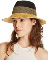 August Accessories Mix & Match Fedora Hat