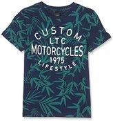 Le Temps Des Cerises Boy's BMARTINOBO000MC T-Shirt,XS