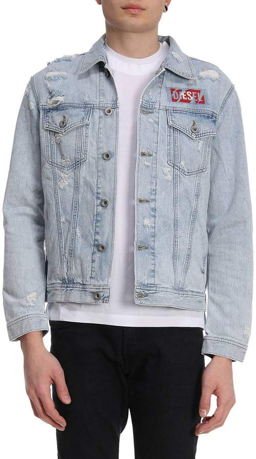 Diesel Jacket Jacket Men