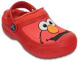 Crocs Creative ElmoTM Fuzz Lined Clog