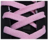 NEON Flat glow in the dark shoelaces 125cm high quality