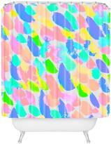 Deny Designs Garima Dhawan Flourish Ii Shower Curtain