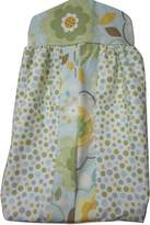 Baby Doll Bedding Botanic Garden Diaper Stacker, Green