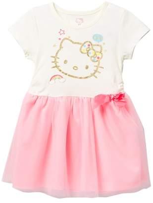 Hello Kitty HAPPY THREADS Tutu Dress (Toddler Girls)