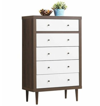 Nikita 5 Drawer Accent Chest Corrigan Studio