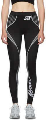 Off-White Black Athletic Leggings
