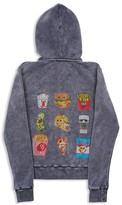 Butter Shoes Girls' Foodie Fleece Hoodie - Sizes S-XL