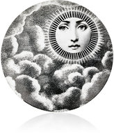 "Fornasetti Face In Sun Over Clouds"" Plate"