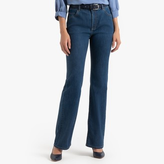 Anne Weyburn Push-Up Bootcut Jeans, Length 30.5""