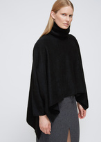 Dusan Black Turtleneck Pullover
