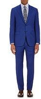 Canali Men's Capri Two-Button Suit-NAVY