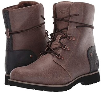 The North Face Ballard Lace II (Desert Palm Brown/TNF Black) Women's Lace-up Boots