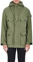 Rag & Bone Men's Cotton Canvas Hooded Field Jacket