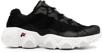Fila Chunky Rubber Sole Trainers