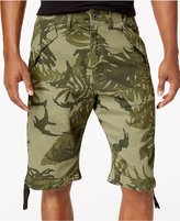 G Star Men's Camo Cotton Shorts