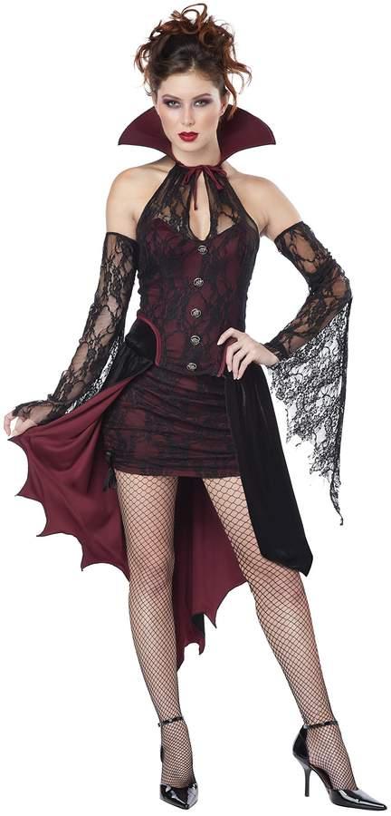 California Costumes Women's Vampire Vixen Costume