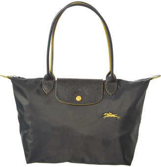 Longchamp Le Pliage Club Small Nylon Long Handle Tote