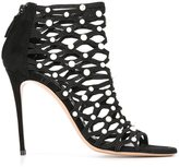 Casadei netted sandals