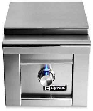 Lynx Single Drop-In Side Burner Fuel Type: Liquid Propane