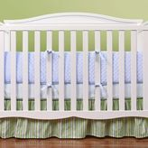 Carter's Striped Crib Dust Ruffle