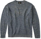 Ralph Lauren Indigo Cotton-linen Sweater