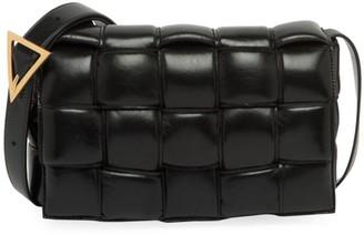 Bottega Veneta Small Cassette Padded Leather Crossbody Bag