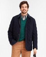 Brooks Brothers Wool Quilted Jacket
