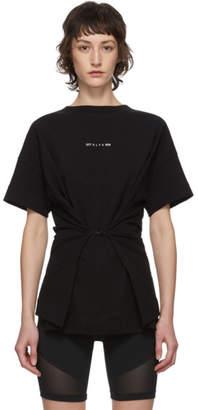 Alyx Black Hook Short Sleeve T-Shirt