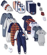 Gerber Boys' Baby 26 Piece Seriously Cute Gift Set