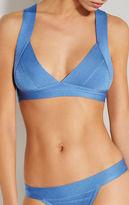 Herve Leger Summer Bandage Bikini Top