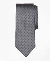 Brooks Brothers Framed Circle Tie