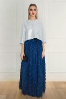 Martin Grant Fringed Skirt