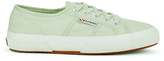 Superga Women's 2750 Cotu Classic Trainers Mint