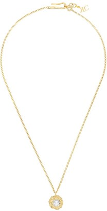 Joanna Laura Constantine Crystal Detail Pendant Necklace