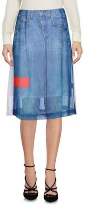 Preen Line Knee length skirt