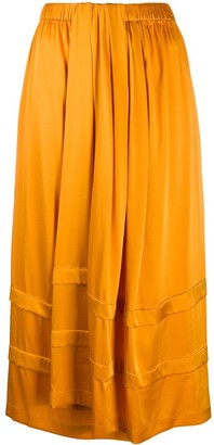 Christian Wijnants Full Draped Skirt