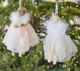 Pottery Barn Kids Monique Lhuillier Doll Ornaments, Blush